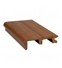 Eon Ultra Bullnose Deck Board - Chestnut