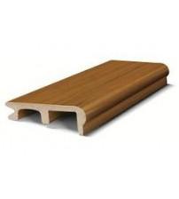 Eon Ultra Bullnose Deck Board - Cedar